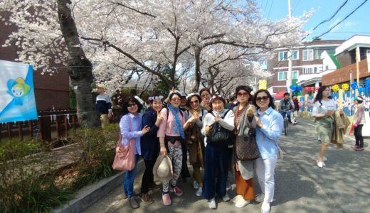 韓ドラよりもドラマチックな出会い~たくさん友達ができました